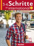 Schritte international Neu - Deutsch als Fremdsprache: Kursbuch; .3+4