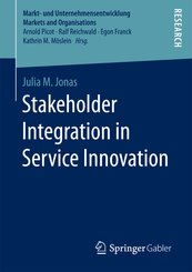 Stakeholder Integration in Service Innovation