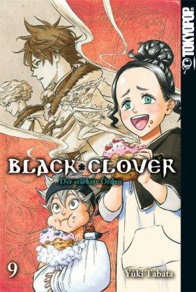 Black Clover - Der stärkste Orden