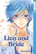 Lion and Bride - Bd.2