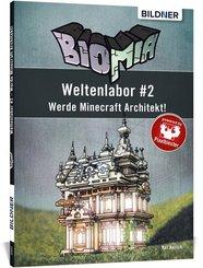 Biomia - Weltenlabor, Werde Minecraft Architekt!