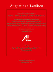 AL - Augustinus-Lexikon: Augustinus-Lexikon Vol. 4, fasc. 7/8, 2 Tle.; 4, fasc. 7/8