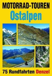 Motorrad-Touren Ostalpen