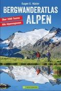 Bergwanderatlas Alpen
