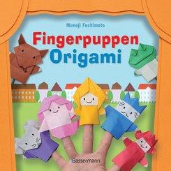 Fingerpuppen-Origami