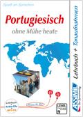 Assimil Portugiesisch ohne Mühe heute: Audio-Plus-Sprachkurs - Lehrbuch (Niveau A1-B2) + 4 Audio-CDs + 1 mp3-CD