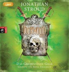 Lockwood & Co. - Das Grauenvolle Grab, 2 MP3-CDs
