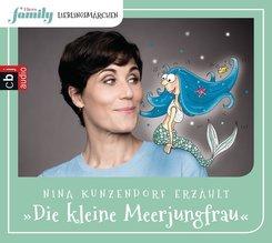 Eltern family Lieblingsmärchen - Die kleine Meerjungfrau, 1 Audio-CD