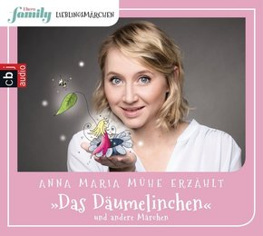 Eltern family Lieblingsmärchen - Das Däumelinchen und andere Märchen, 1 Audio-CD