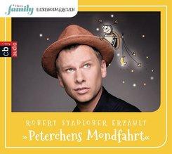 Eltern family Lieblingsmärchen - Peterchens Mondfahrt, 1 Audio-CD