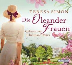 Oleanderfrauen, 5 Audio-CDs