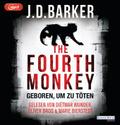 The Fourth Monkey - Geboren, um zu töten, 2 MP3-CDs
