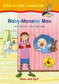 Baby-Monster Max / Silbenhilfe
