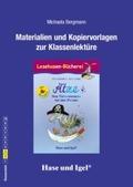 Materialien und Kopiervorlagen zur Klassenlektüre: Ätze - Das Tintenmonster bei den Piraten / Silbenhilfe