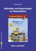 Materialien und Kopiervorlagen zur Klassenlektüre: Schorschi das Schulgespenst / Silbenhilfe