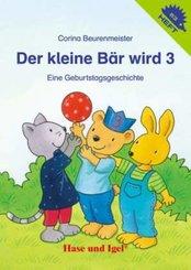 Der kleine Bär wird 3
