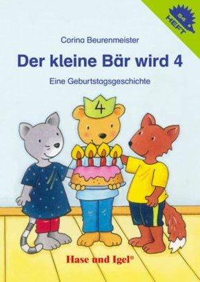 Der kleine Bär wird 4