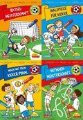 Pixi kreativ - Fußball-Rätsel: Spielen, Malen, Raten wie die Weltmeister! (28 Expl.(4 Titel))
