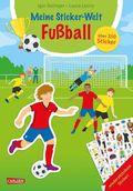 Meine Sticker-Welt: Fußball