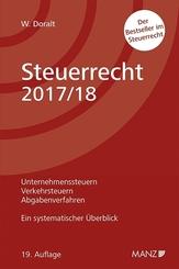 Steuerrecht 2017/18 (f. Österreich)