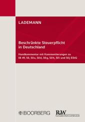 Beschränkte Steuerpflicht in Deutschland