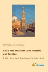 Reise nach Ostindien über Palästina und Ägypten