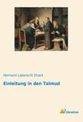 Einleitung in den Talmud