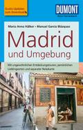 DuMont Reise-Taschenbuch Reiseführer Madrid und Umgebung