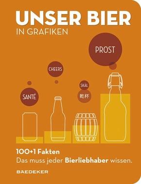 Baedeker 100+1 Fakten - Unser Bier in Grafiken