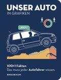 Baedeker 100+1 Fakten - Unser Auto in Grafiken