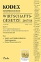 KODEX Wirtschaftsgesetze 2017/18 (f. Österreich) - Bd.2