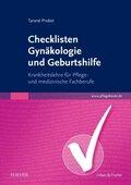Checklisten Gynäkologie und Geburtshilfe