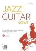 Jazz Guitar now!, m. 1 Audio-CD