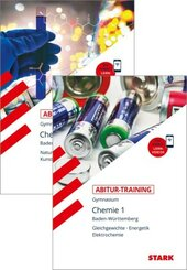 Chemie 1+2 Baden-Württemberg, mit Lernvideos, 2 Bde.