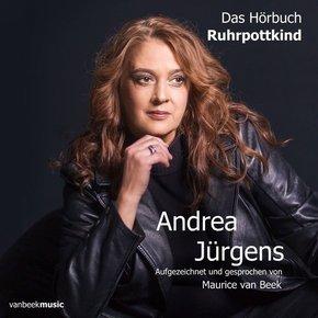 "Andrea Jürgens - ""Ruhrpottkind"", 1 Audio-CD (Digipak-Version)"