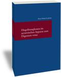 Hugolinusglossen im accursischen Apparat zum Digestum vetus