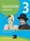 Geschichte entdecken, Ausgabe Schleswig-Holstein: Schülerband; Bd.3