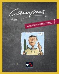Campus, Ausgabe C neu: Wortschatztraining; 1