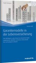 Garantiemodelle in der Lebensversicherung