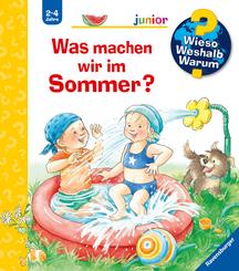 Was machen wir im Sommer? - Wieso? Weshalb? Warum?, Junior Bd.60