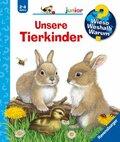 Unsere Tierkinder - Wieso? Weshalb? Warum?, Junior Bd.15