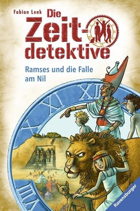 Die Zeitdetektive - Ramses und die Falle am Nil