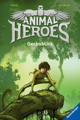 Animal Heroes - Geckoblick