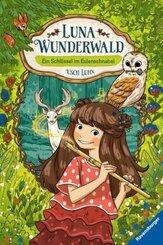 Luna Wunderwald, Band 1: Ein Schlüssel im Eulenschnabel; .