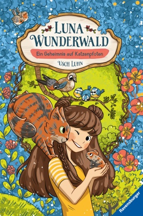 Luna Wunderwald, Band 2: Ein Geheimnis auf Katzenpfoten; .; 1
