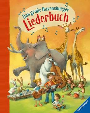 Das große Ravensburger Liederbuch; Volume 1