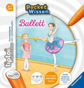 tiptoi® Ballett - tiptoi® Pocket Wissen