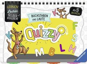 Quizzy - Buchstaben und Laute