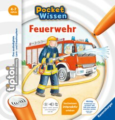 tiptoi®: Feuerwehr - tiptoi® Pocket Wissen