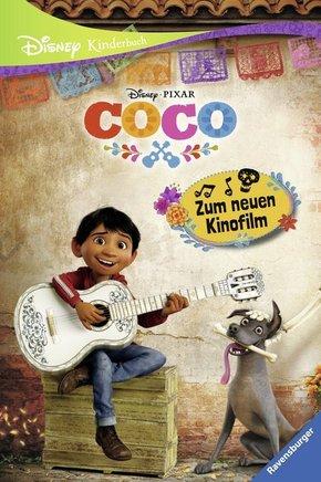 Disney Kinderbuch Coco